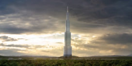 Sky City: hoogste gebouw in 90 dagen klaar
