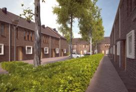 Woningen en bedrijfsunits Breitnerstraat Eindhoven