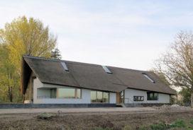Landhuis in Zuid-Hollands rivierenlandschap