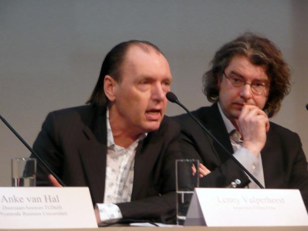 Lenny Vulperhorst aan het woord