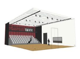 Verbouwd Korzo Theater Den Haag geopend