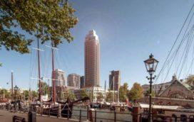 Groen licht voor Zalmhaventoren, hoogste gebouw Nederland