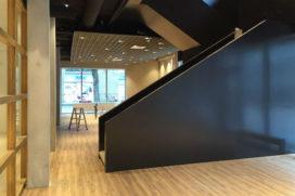 Interieur culinaire vakschool Amsterdam door Zenber
