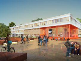 Team4 ontwerpt Zernike College Haren