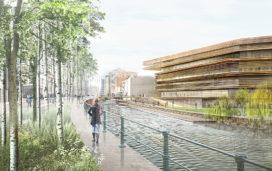 Bieb Waalse Krook door RCR Arquitectes en Coussee & Goris
