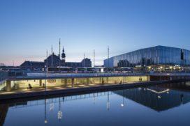 Station Delft
