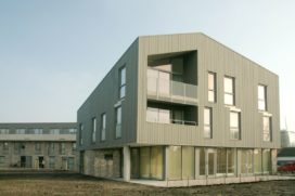 Seniorencomplex in Middelburg door Joke Vos
