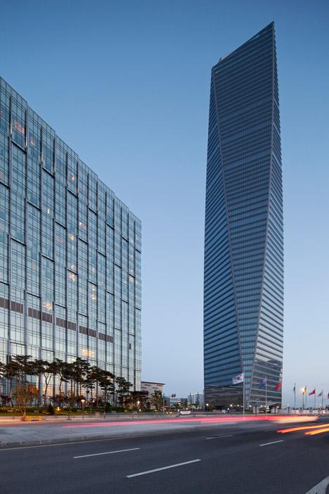 Zuid Korea hoogste toren