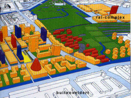 Europese kantorenbouw krimpt met 16,5 miljard