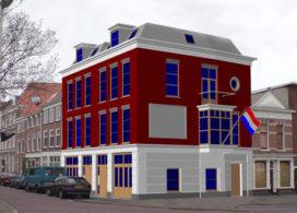 Start bouw appartementen Zuidwal Den Haag