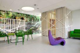 Emma Kinderziekenhuis AMC door OD205 Architectuur en OPERA Amsterdam