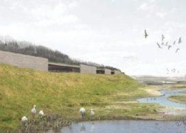 Coussée & Goris uit Gent ontwerpen Zwin Natuurcentrum