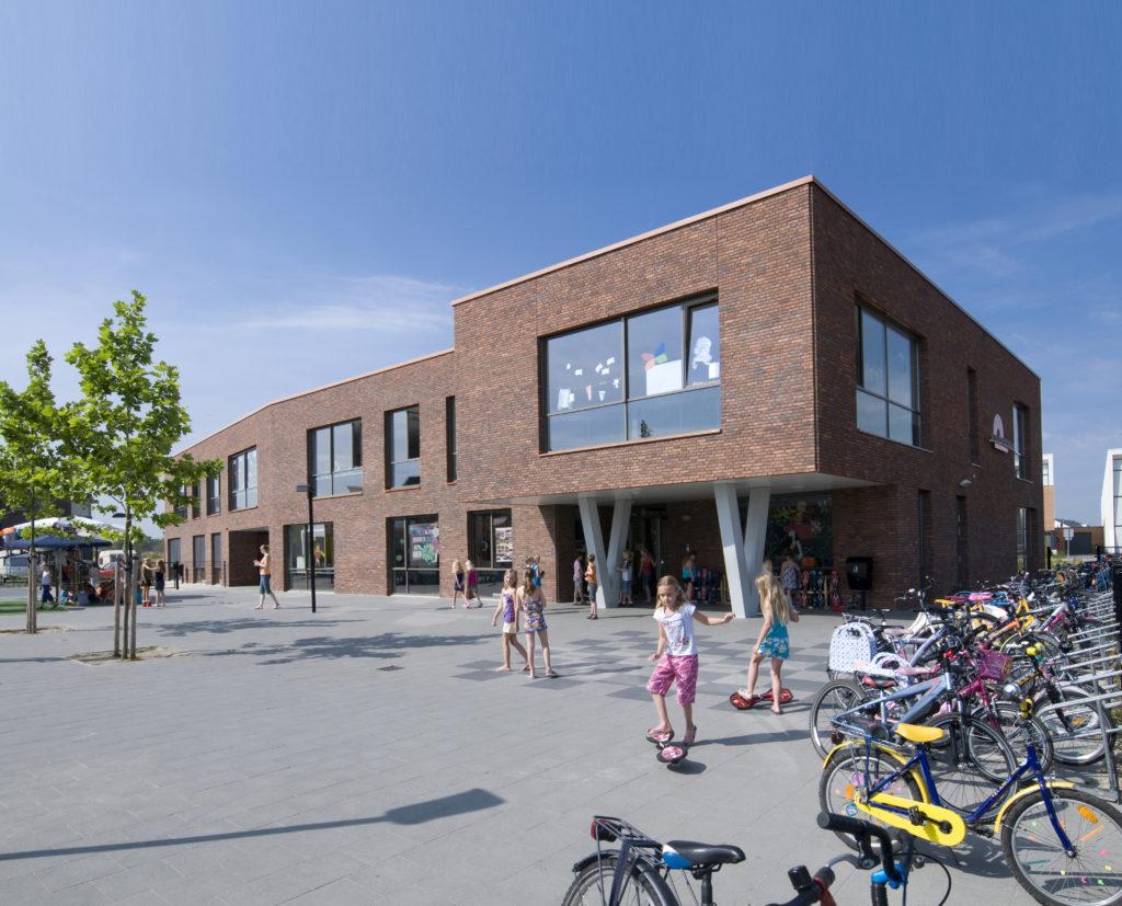 Brede School Berghem De Architect