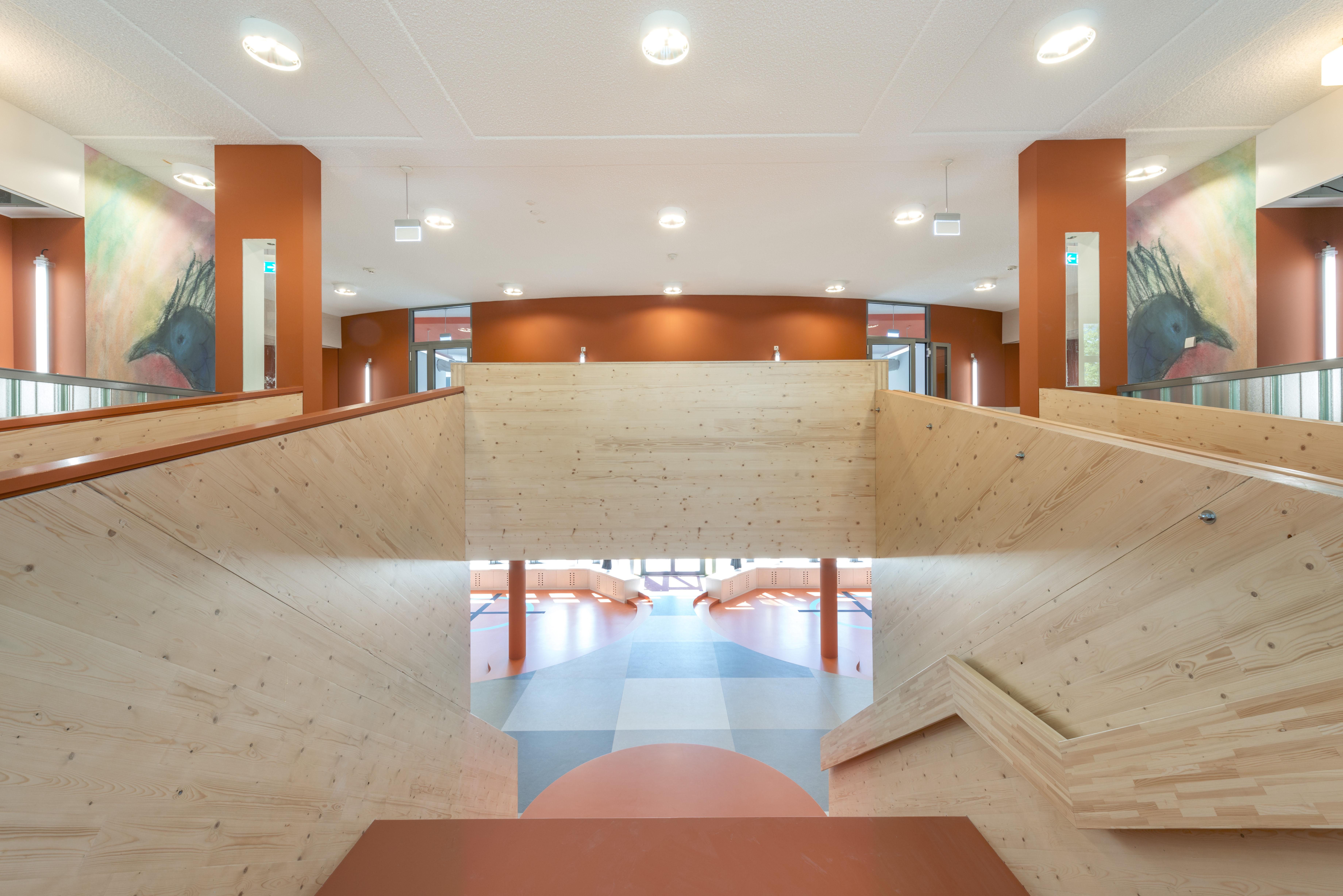 Brede School Het Meervoud - De Architect