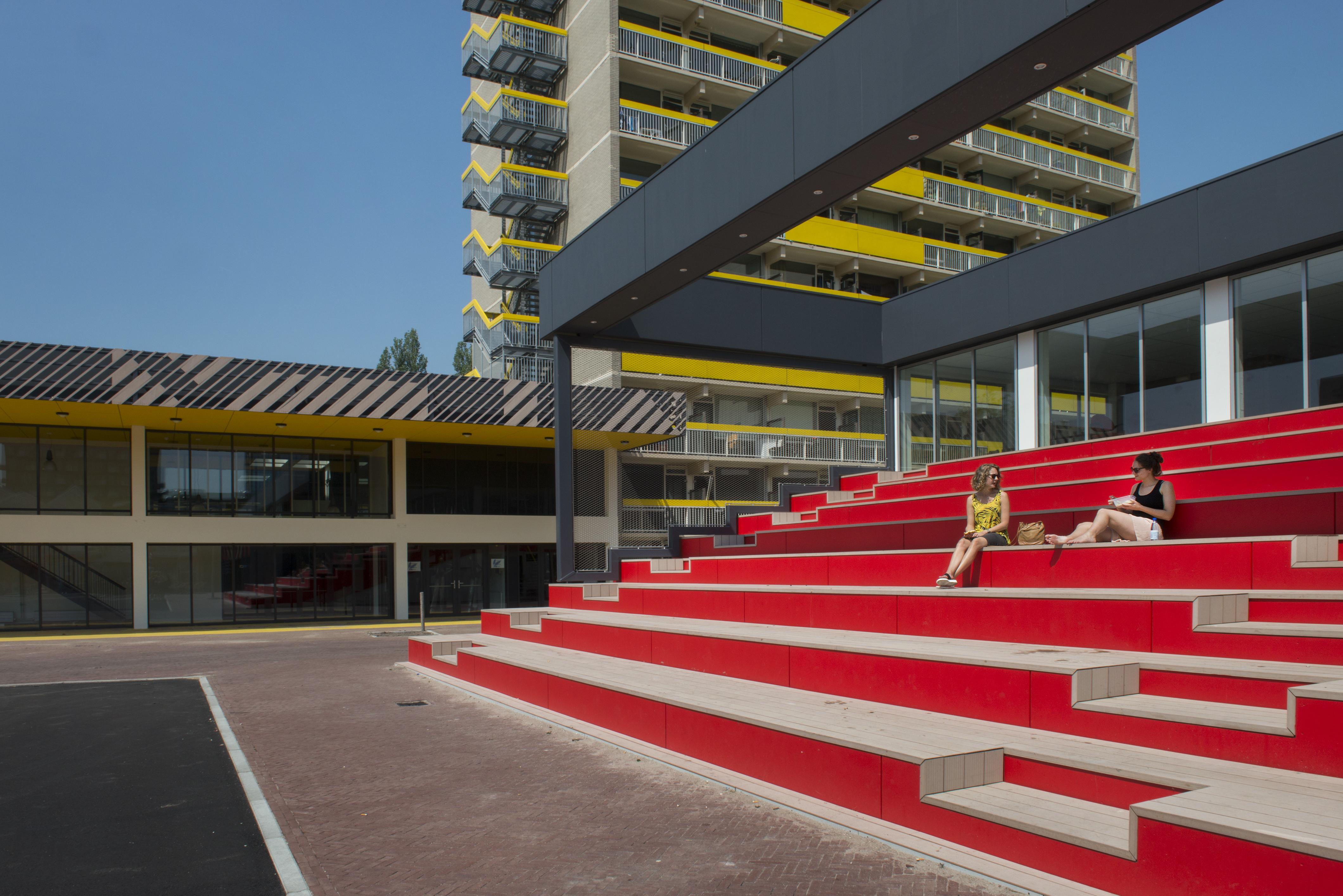 Campus Uilenstede, NEXT Architects / Lodewijk Baljon Landschapsarchitecten
