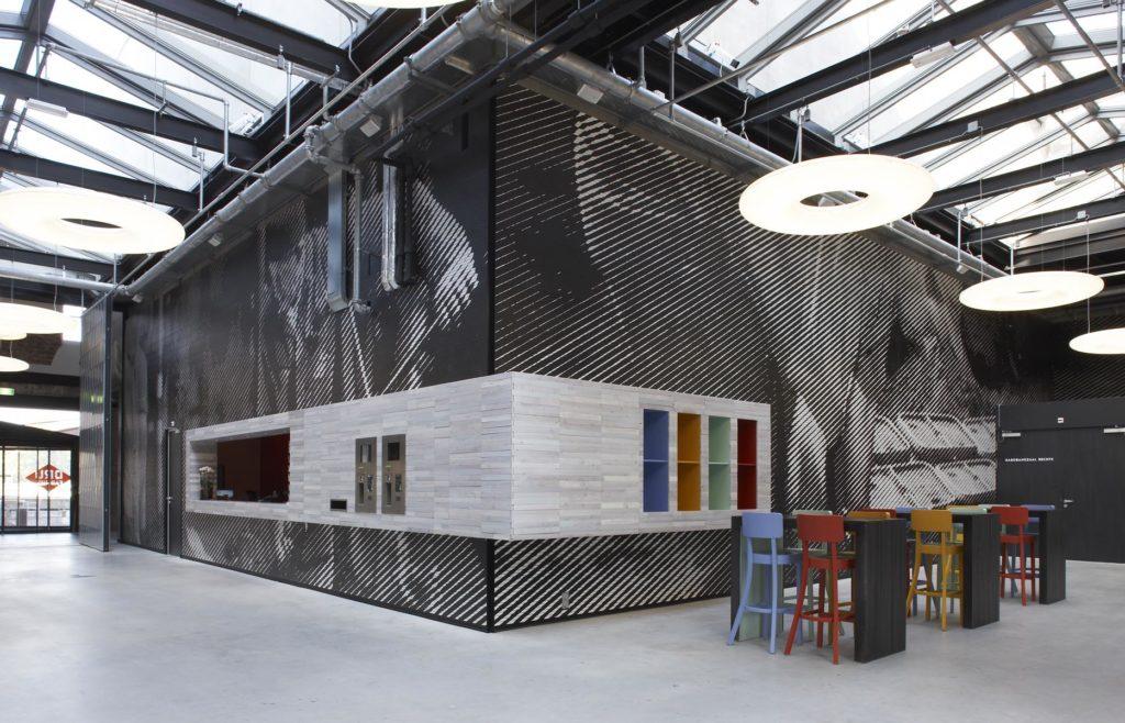 DRU Fabriek in Ulft door M+R interieurarchitecten - De Architect