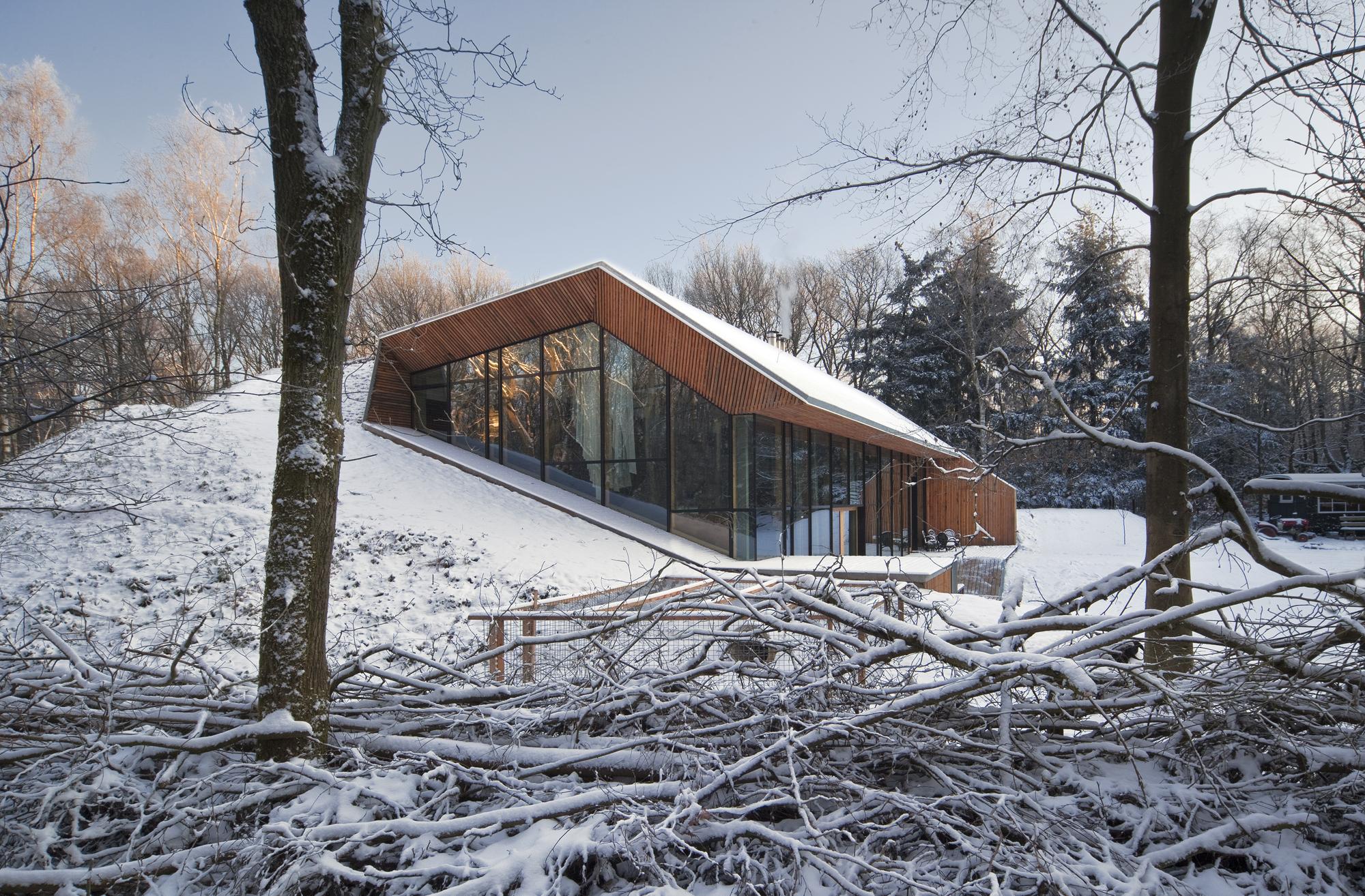 Dutch Mountain Woning : Dutch mountain de architect
