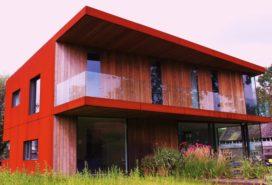 Ecologische villa