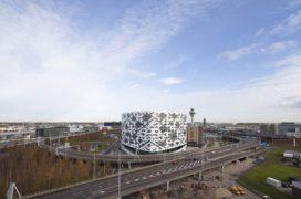 Hilton Schiphol door Mecanoo