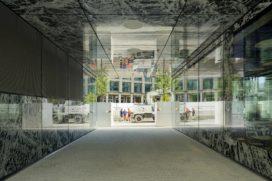 Hoofdkantoor Allianz door Wiel Arets Architects