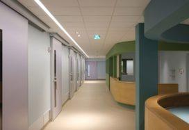 Hotfloor Laurentius Ziekenhuis in Roermond door Wiegerinck architectuur stedenbouw
