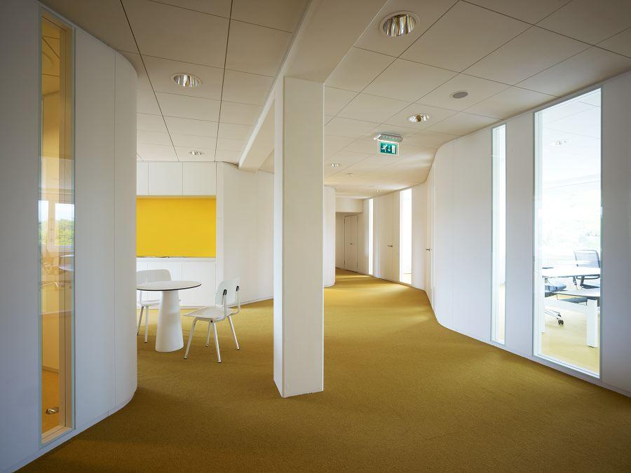 Belastingdienst Kantoor Amsterdam : Kantoor belastingdienst in hoorn de architect