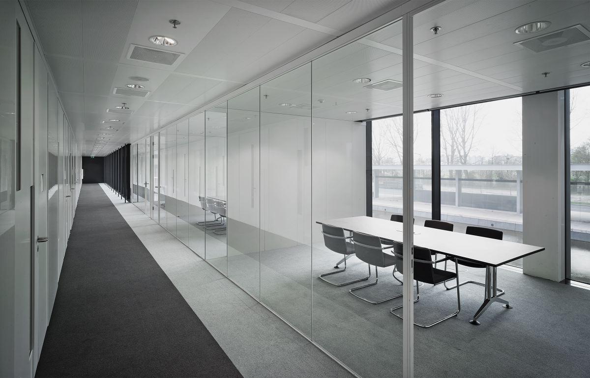 Kantoor ernst young in amsterdam de architect