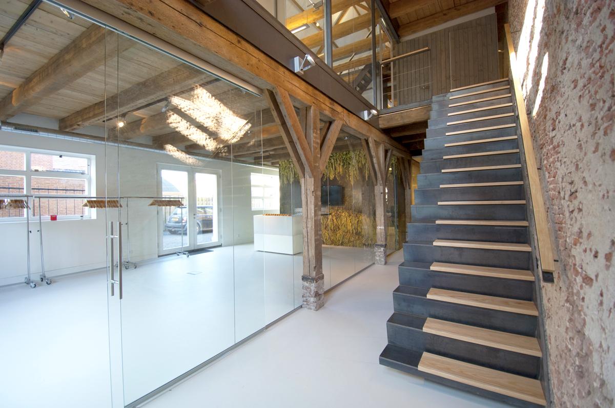 Kantoor tabakhuis in nijkerk de architect
