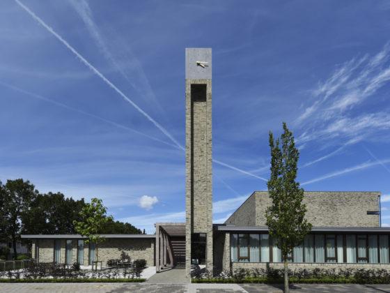 Kerkgebouw rijsenhout u enzo architectuur interieur de architect
