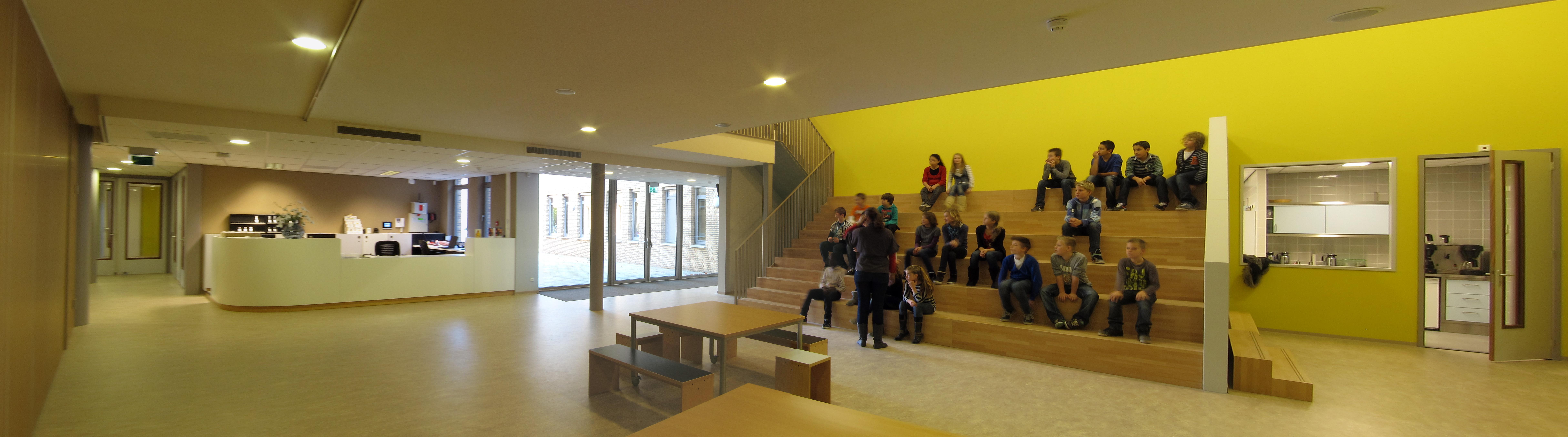Kindcentrum Prins Willem Alexander - De Architect