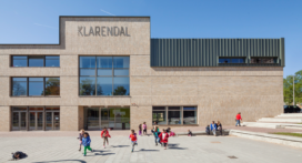 Multifunctionele accommodatie Klarendal