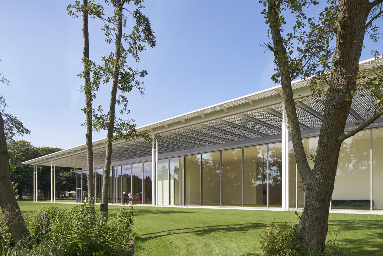 <p>Museum Voorlinden door Kraaijvanger Architects</p>