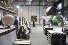 NDSM EXPO STORE in Amsterdam Noord