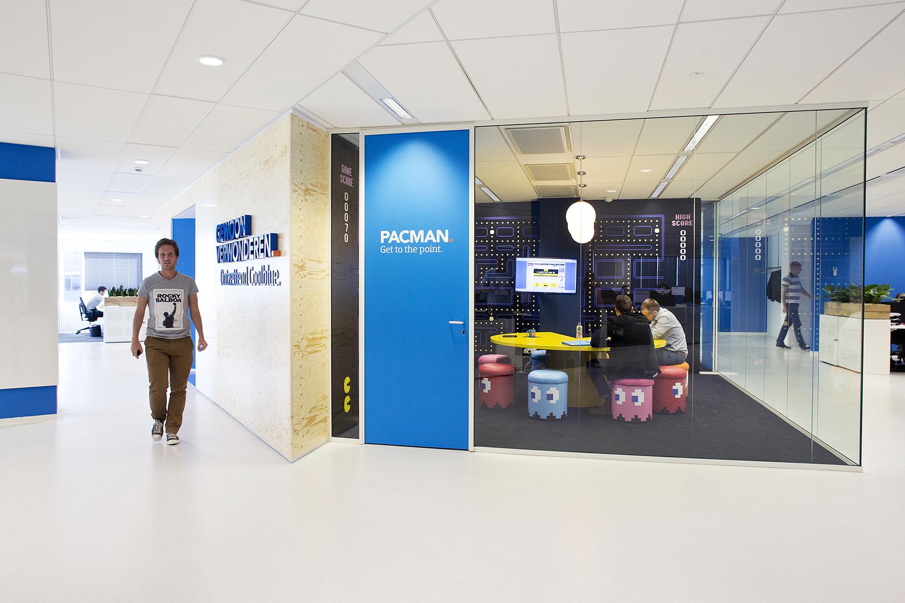 Nieuw hoofdkantoor internetwinkel Coolblue - De Architect