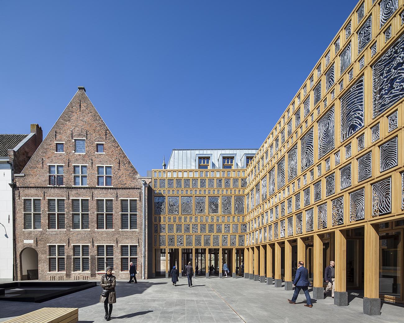 <p>Stadhuiskwartier Deventer genomineerd voor de Abe Bonnema Architectuur Prijs 2017</p>