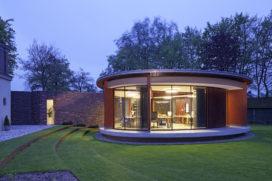 Project van de Dag: Huize Vreeburg in Rosmalen door HILBERINKBOSCH architecten