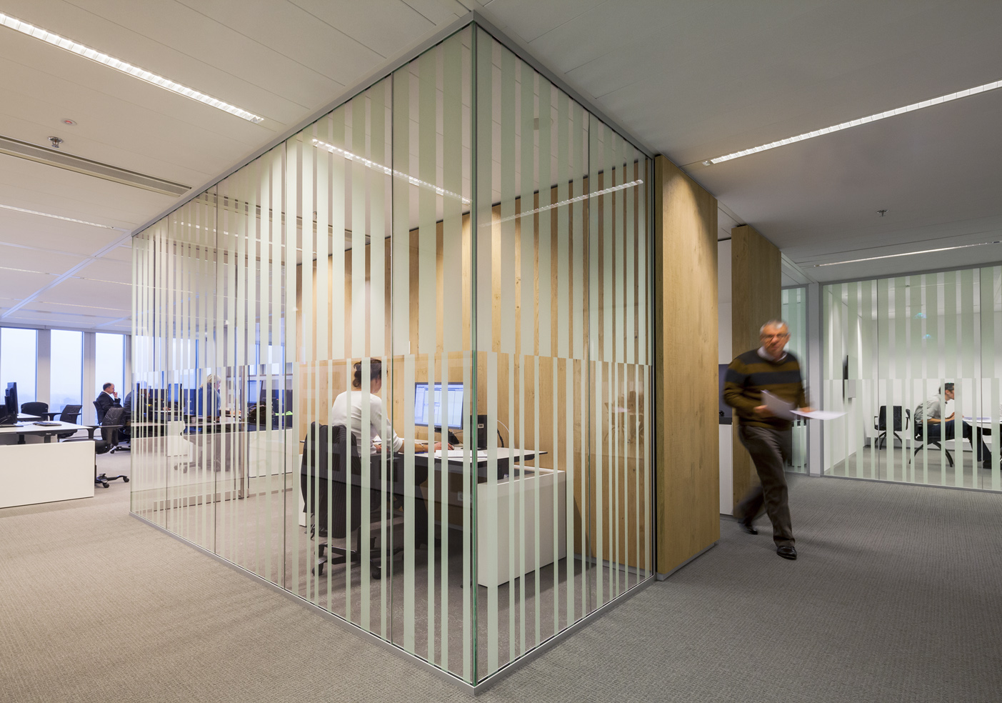 Project van de Dag: Interieur De Rotterdam door GROUP A/Studio ...