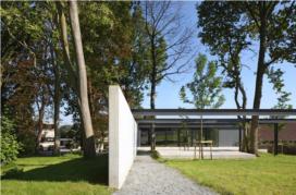 Project van de Dag: Ontmoetingscentrum in Moorsel door De Kort Van Schaik Van Noten