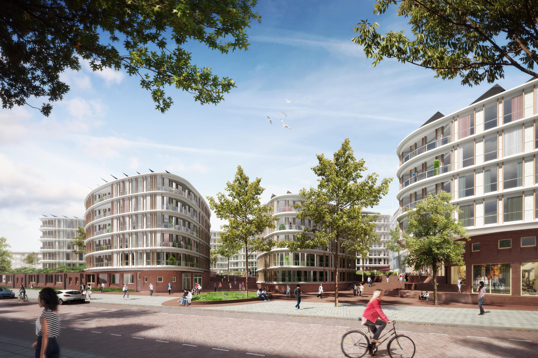 <p>Rhapsody in West door TANGRAM Architekten is, nadat het eveneens was genomineerd voor de ARC19 Architectuur Award, een van de kanshebbers op de Zuiderkerkprijs 2019</p>