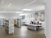 Stadsbibliotheek in Brugge (B) door Studio Farris