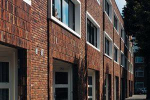Stadsvernieuwing Transvaalbuurt in Den Haag door Architectenbureau Marlies Rohmer