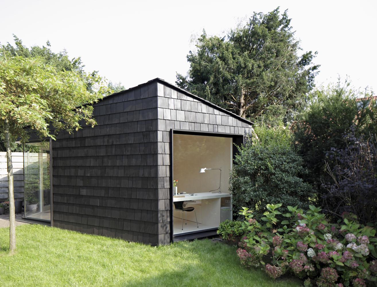 Tuinstudio In Bussum Door Serge Schoemaker De Architect