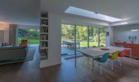 Verbouwing woonhuis te Hilversum door Tangram Architekten
