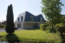 Villa IJsselstein – E V A architecten