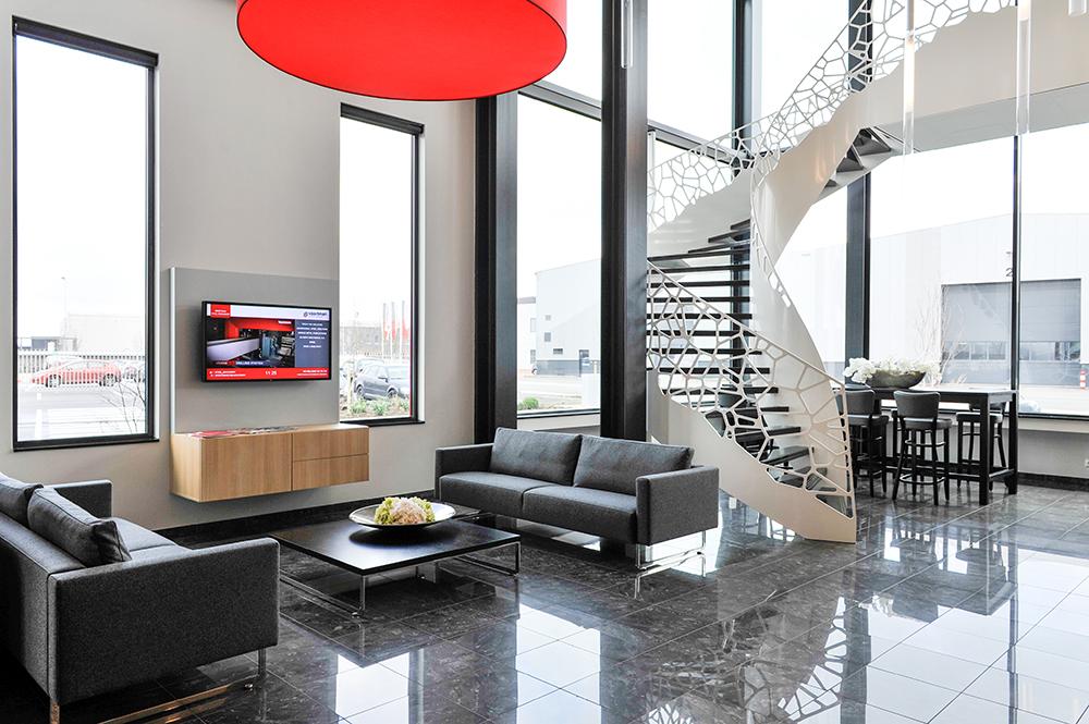 Voortman Experience center en Showroom - De Architect