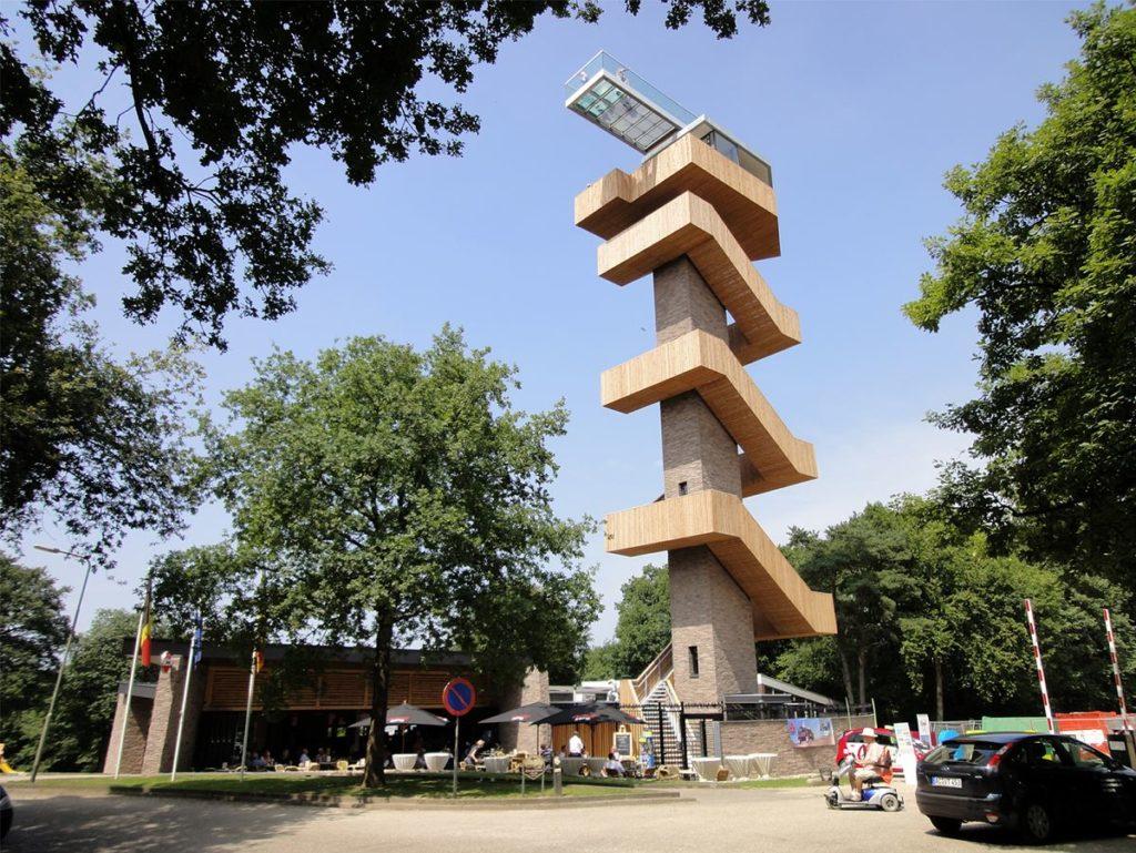 Wilhelminatoren Ruimtemakers Architecten