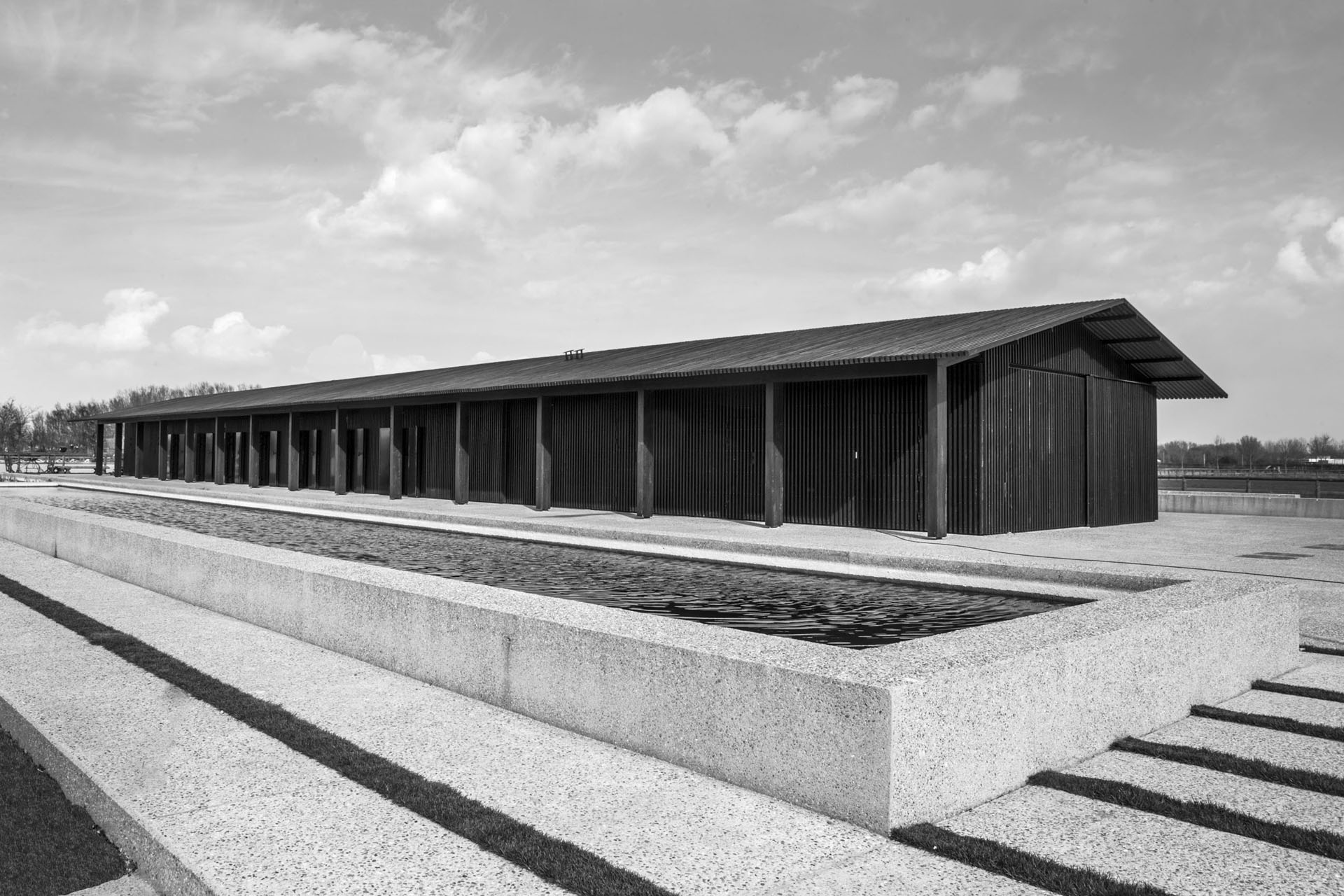<p>Met TR-Residence in Knokke wint Vincent van Duysen Architects de ARC15 Architectuur Award</p>