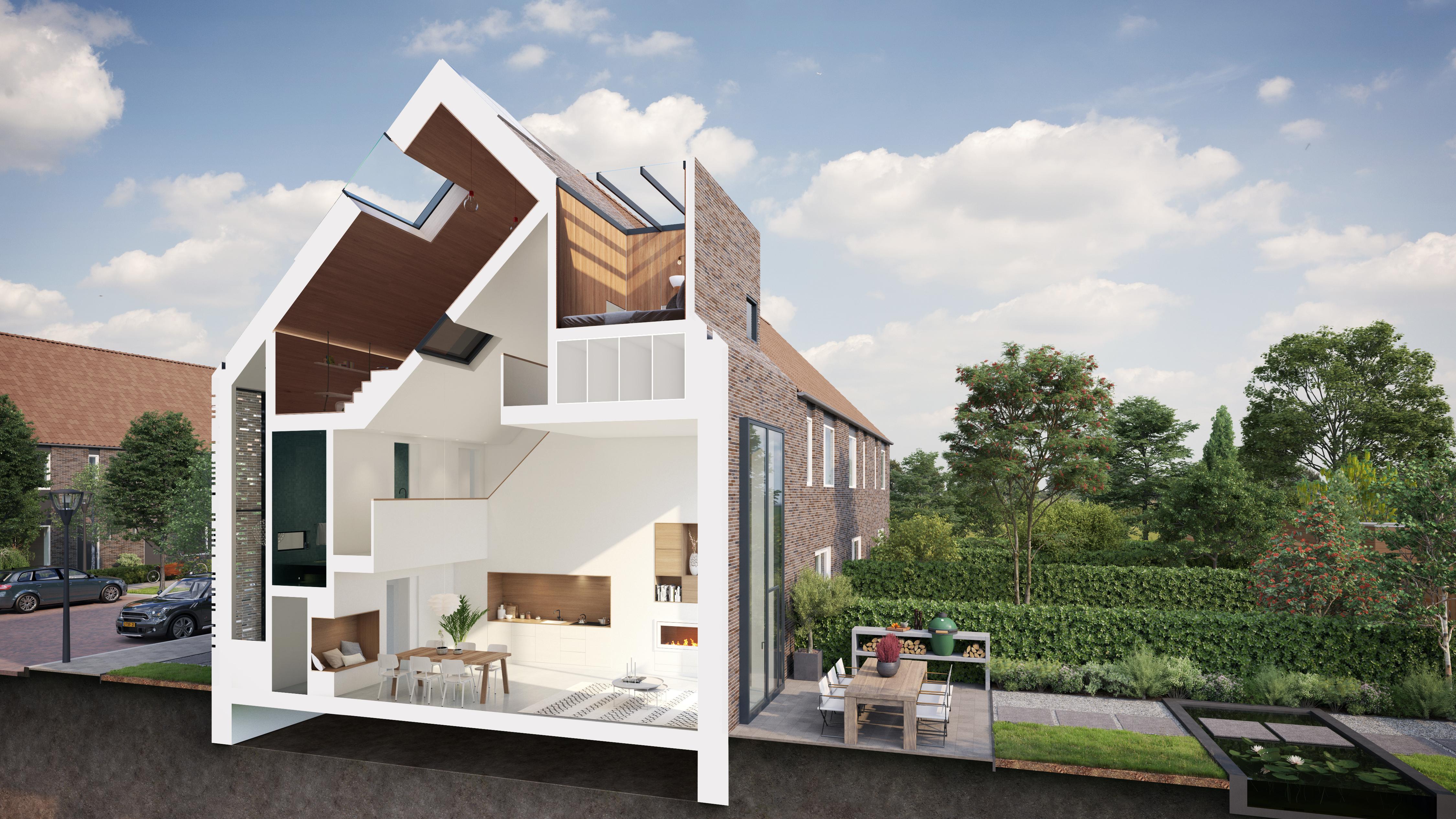 Blog Rijtjeshuis Tussen Droom En Daad De Architect