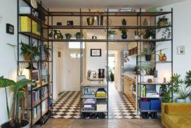 Verbouwing appartement Amsteldijk Amsterdam – Kevin Veenhuizen Architect