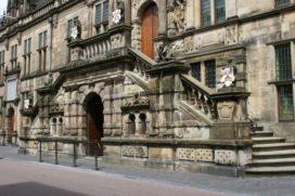 Drie bureaus geselecteerd voor verbouwing stadhuis Leiden